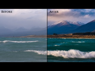 0\How to Process a Landscape Photo in Lightroom. Complete Professional Workflow.\\шг90