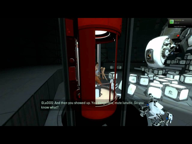 Portal 2 ending with console commands