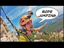 ROPE JUMPING. Ай-Петри, 100 Метров Свободного Падения! (Rock'n'Rope)