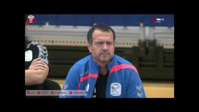 Al Rayyan S.C Vs Movistar Inter - Futsal Intercontinental Cup