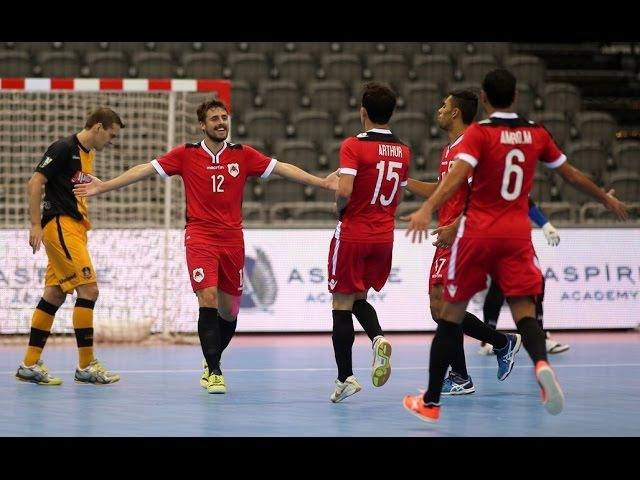 Magnus 2-4 Al Rayyan | Intercontinental Futsal Cup 2016