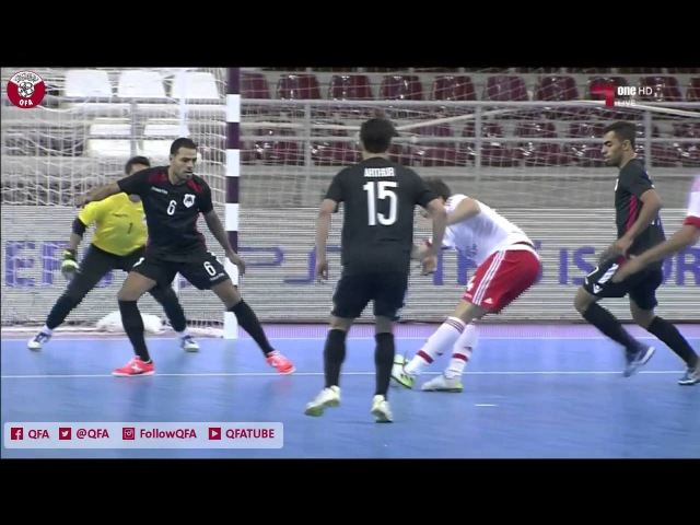 Al Rayyan Vs SL Benfica - Futsal Intercontinental Cup 2016