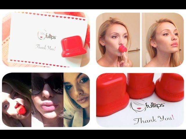 Увеличитель губ - Fullips Lip Enhancers (плампер для губ)