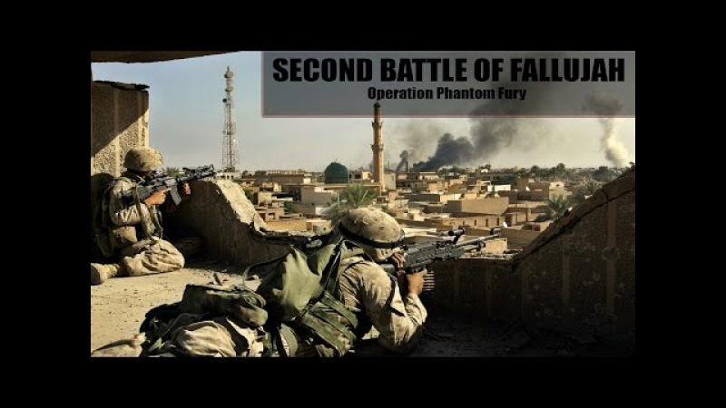 Second Battle of Fallujah