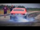 810hp Blacklist Chevy Camaro 489cid - Drag Races, Burnout, Loud Sound!