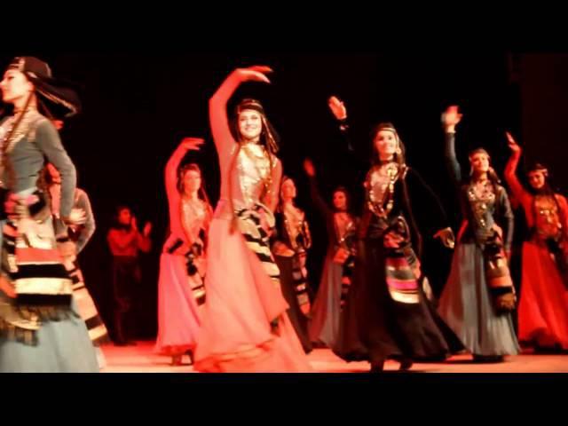 Грузинский национальный балет Сухишвили Рамишвили