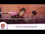 2016 World Championships Highlights: Jun Mizutani vs Tiago Apolonia