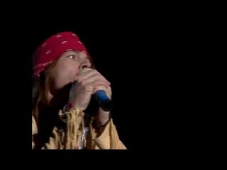 Guns N Roses - Knocking On Heavens Door Live In Tokyo 1992