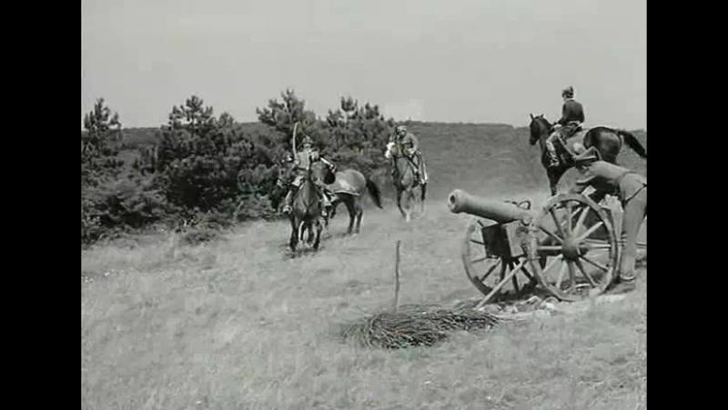 Разгром отряда венгров австрийскими войсками Капитан Тенкеш