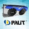 Видеокарты Palit