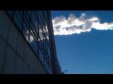 15-Падение метеорита в Челябинске.Жесть!(Полная версия)