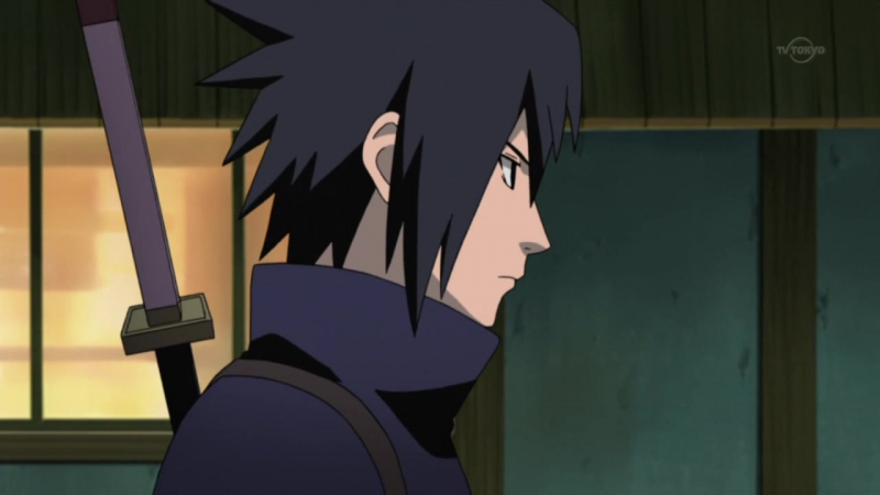 Naruto Shippuuden TV-2 443 / Наруто Ураганные Хроники ТВ-2 443 [Озвучил BaSiLL]