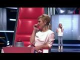 Варвара Кистяева Smile - Слепые прослушивания - Голос Дети - Сезон 2