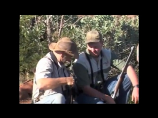 Hunting lions in africa ( warthog safaris ) w_ 500 sw mag revolver (1)