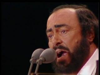 Лучано Паваротти - Памяти Карузо / Luciano Pavarotti - Caruso (Live Paris 1998)