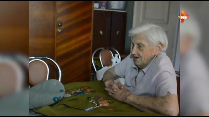 Ожившая ветеран, которую облили зеленкой, рассказала о своем унижении в Славянске