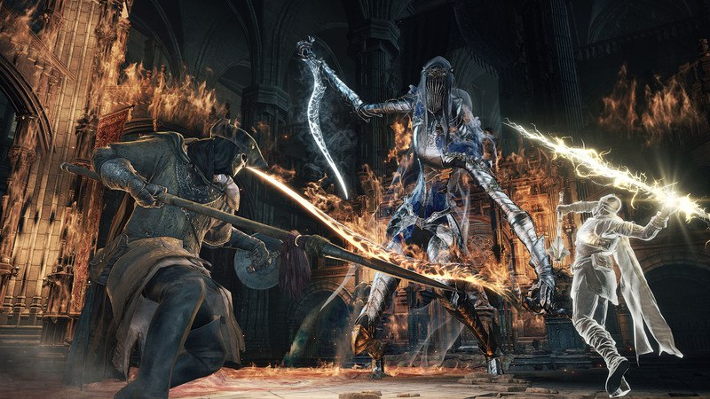 Dark Souls III (2016) PC | Repack от xatab - Скриншот 3