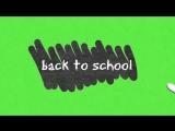 ФУТАЖ Back To School