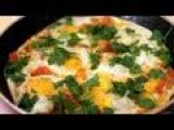Shakshouka (Egg Dish) - Saudi Arabia Recipe - CookingWithAlia - Episode 176