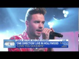 One Direction - Love You Goodbye (live at GMA)