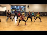 ZumbaToning with Erika La Nueva y la Ex by:Daddy Yankee