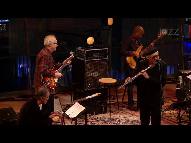 Charles Lloyd The Marvels with Bill Frisell - 2016-01-30 set 1 - Lincoln Center, New York, NY