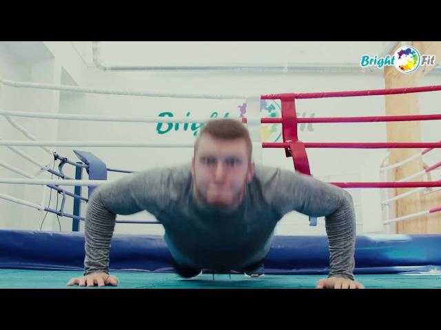 Круговая тренировка для боксеров
