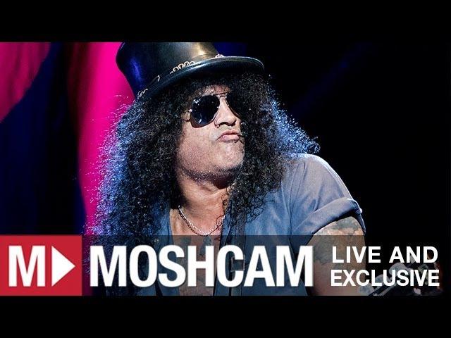 Slash ft.Myles Kennedy The Conspirators - Blues Jam/Godfather Theme | Live in Sydney | Moshcam