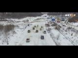 Гонки на супер-багги и грузовиках в Бужарово