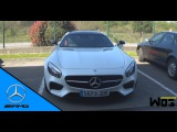 THE NEW MERCEDES-BENZ AMG GT-S REVIEW AT ADARSA OVIEDO // WOS
