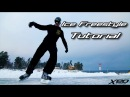 Chassé Croisé FOOTWORK Tutorial - Freestyle Ice Skating TUTORIAL 1