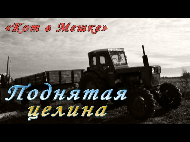 Поднятая целина (feat. Владимир Высоцкий - Белое безмолвие). Студия Кот в Мешке.