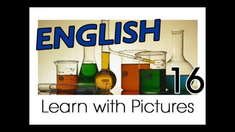 Learn English - English Study Subjects Vocabulary