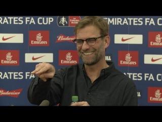 Liverpool vs. West Ham: Jurgen Klopp's pre-match press conference