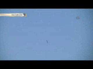 Кадры крушения российского бомбардировщика Су-24 в Сирии