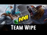 NaVi vs OG TEAM WIPE Starladder Dota 2