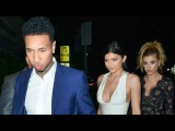 Kylie Jenner And Tyga Joined By Hailey Baldwin At Beibers AMA After Party