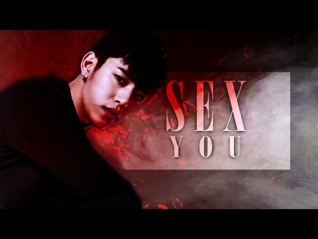 [FMV] Daehyun - Sex you