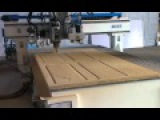HSD spindle ATC carousel tool change machining center cnc router making cabinet cupboard wood door