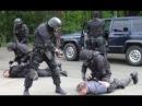 Жесткий захват бандитов полицией СОБР работает, задержание