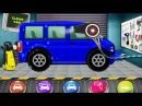 Car Wash and Spa (Part 4) | Car Wash games for Kids | Video for Children