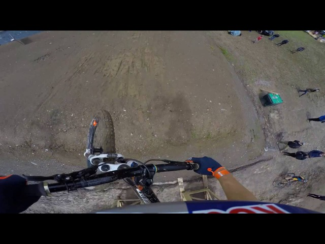 Crankworx Les Gets | Martin Soderstrom Dual Speed and Style POV