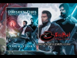 Game Geeks 147 The Dresden Files RPG by Evil Hat Productions