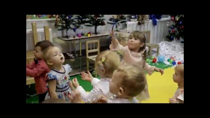 Новый год в детском клубе Теремок 2016-by Ciento