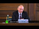 FUNNY Putin jokes in German about Austrian pretension to divide Ukraine with Russia