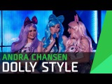 Dolly Style  Rollercoaster  Andra chansen  Melodifestivalen 2016