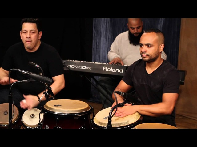 Eric Velez - How to Perform Traditional Solos with Percussion