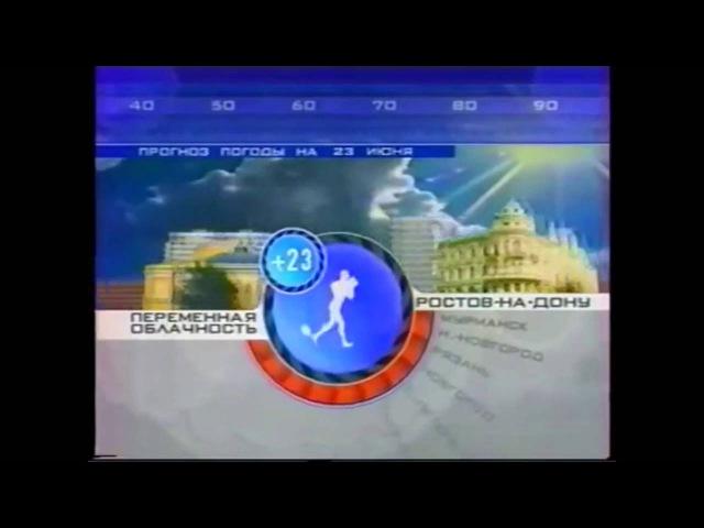 Прогноз погоды (7ТВ, 2002-2004) Спорт в любую погоду