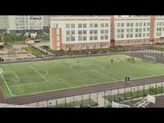 Десна - Атлетико (2 тайм 1ч.)