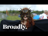 Stonehenge Stoners &amp Worshipping Wizards 12 Hours at the Worlds Biggest Pagan Party